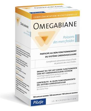 Omegabiane poissons des mers froides